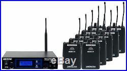 Vocopro SILENTPASEMINAR 16ch Uhf Wireless Audio Broadcas