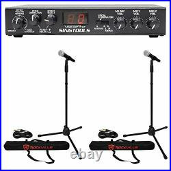 Vocopro SINGTOOLS Digital Karaoke Mixer