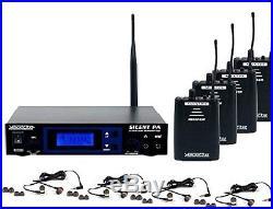 Vocopro Silentpa-In-Ear-Band Professional Pll Wireless In-Ear Monitor Package