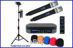 Vocopro TABLETOKE2MC 2 Mic Karaoke System