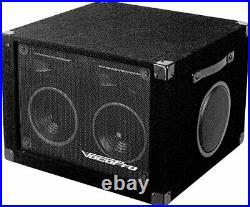 Vocopro Vx8 Sterep 8 Vocal Speaker System