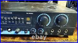 Vocopro da-2808ve karaoke mixer no cord