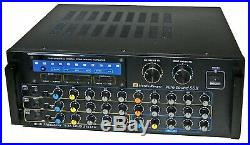 WOWMartin Ranger Pure Sound 55 II Karaoke Mixer/600W Amp-EQ, Key/Echo! GUARANTY