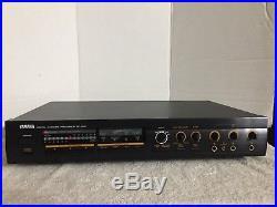 Yamaha Kp-300 Digital Karaoke Processor Mixer, 3 Input MIC